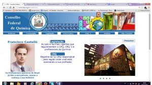 Site folha rosto CFQ Prins creen